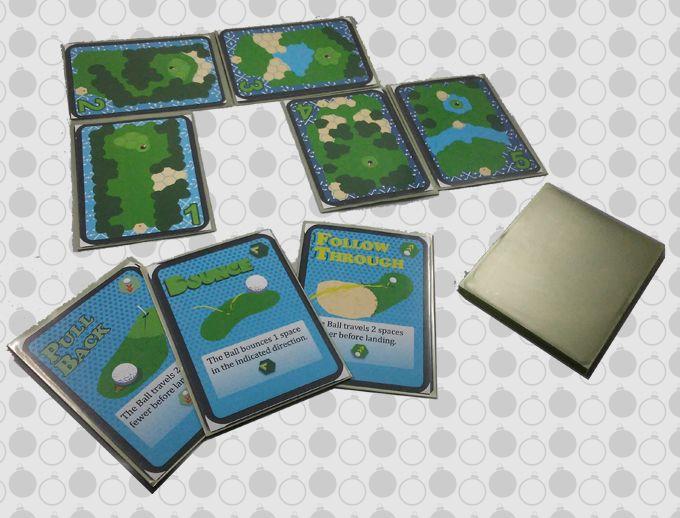 Pocket Pitch & Putt Setup