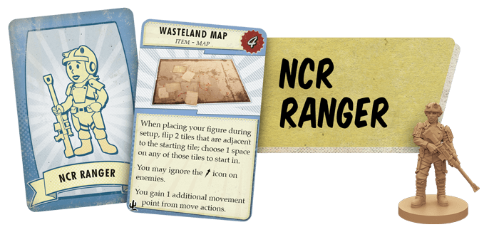Why isn't there an NCR ranger we actually wanted? | Fallout