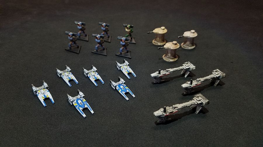 Star Wars Rebellion Rise Of The Empire Image Boardgamegeek