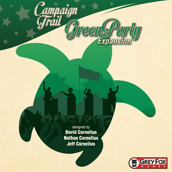 Campaign Trail: Second Edition and Green Party Expansion