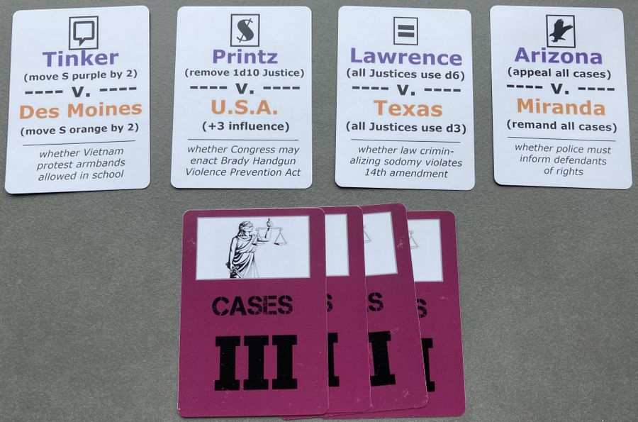PROTOTYPE: Examples of Age 3 Case cards