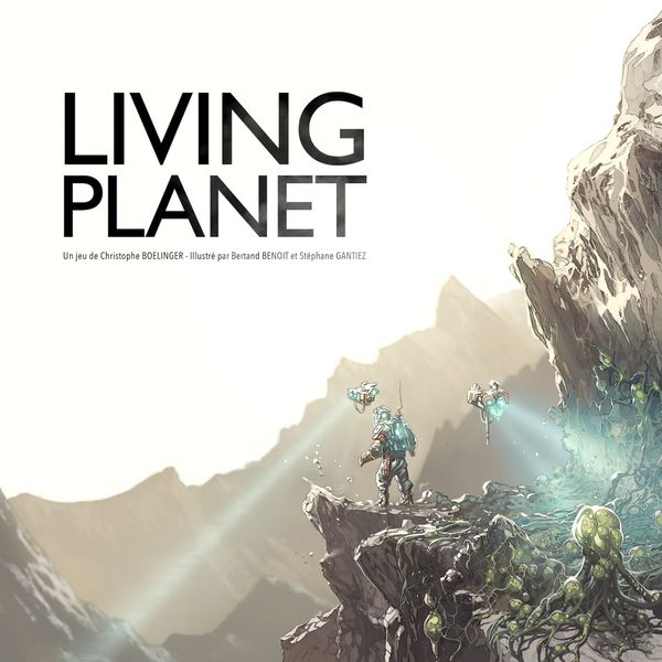 Living Planet -  Asmodee