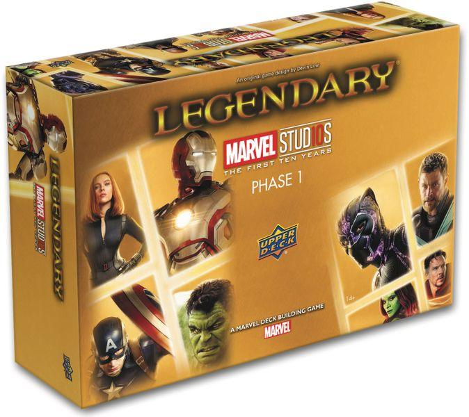 Legendary: Marvel Studios the First Ten Years: Phase 1 - Upper Deck