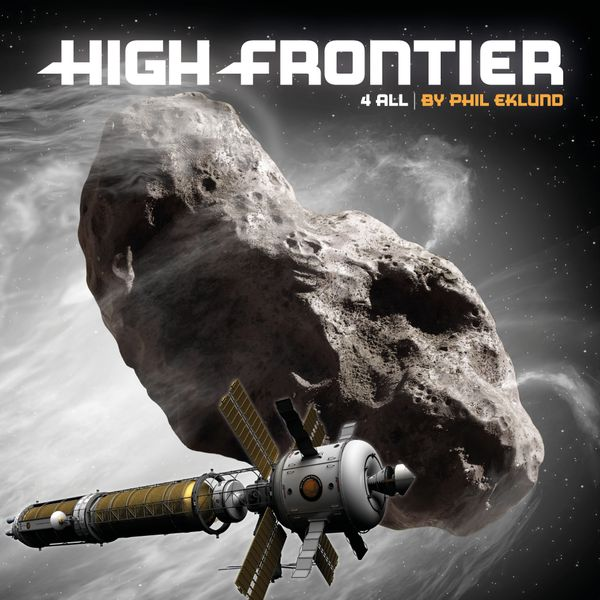 Historia de una demo: High Frontier 4 All