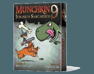 Munchkin 9: Jurásico Sarcástico