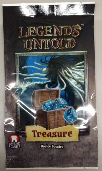 Legends Untold Treasure Novice Booster -  Inspiring Games