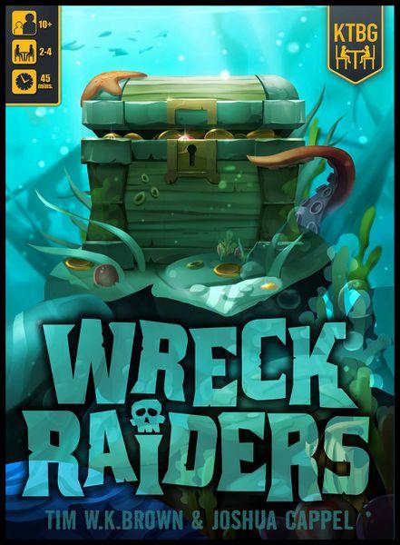 Wreck Raiders Box Front
