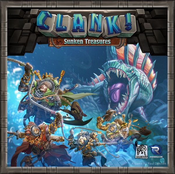 Clank! Sunken Treasure
