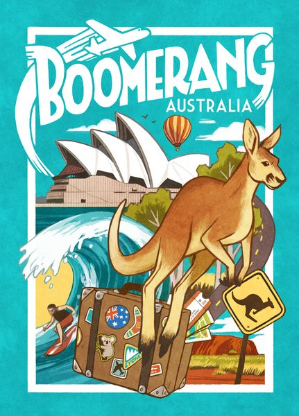 Serie Boomerang