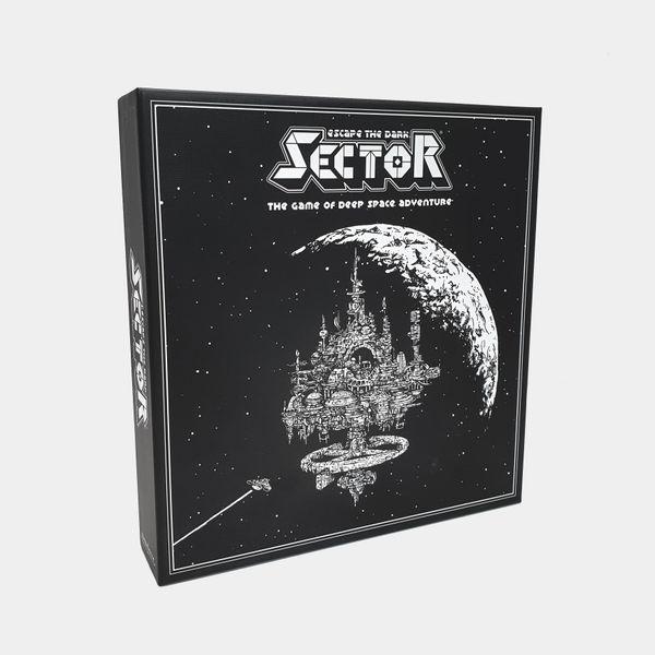Escape the Dark Sector -  Themeborne