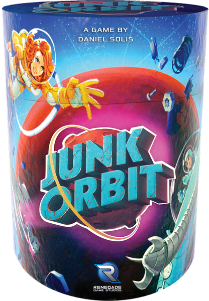 Junk Orbit, Renegade Game Studios, 2018 (image provided by the publisher)