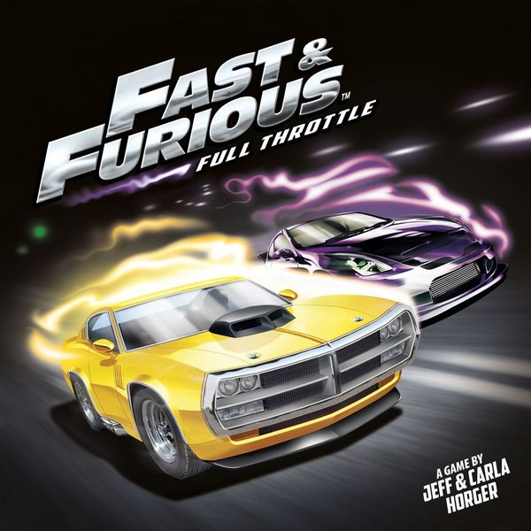 Fast & Furious Full Throttle