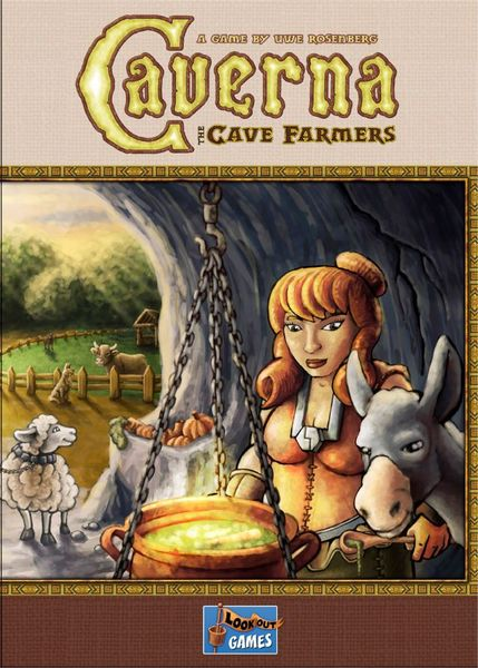 Caverna: The Cave Farmers