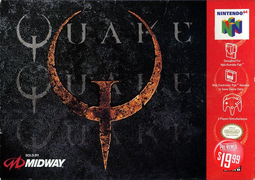 Quake | Image | BoardGameGeek