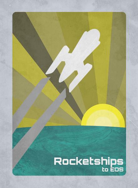 Análisis - Rocketships to Eos