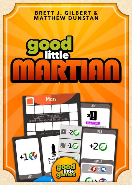 Análisis - Good Little Martian