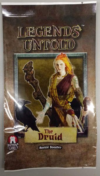 Legends Untold Druid Novice Booster -  Inspiring Games