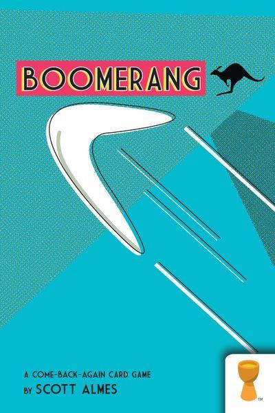 Proposed box art of Boomerang