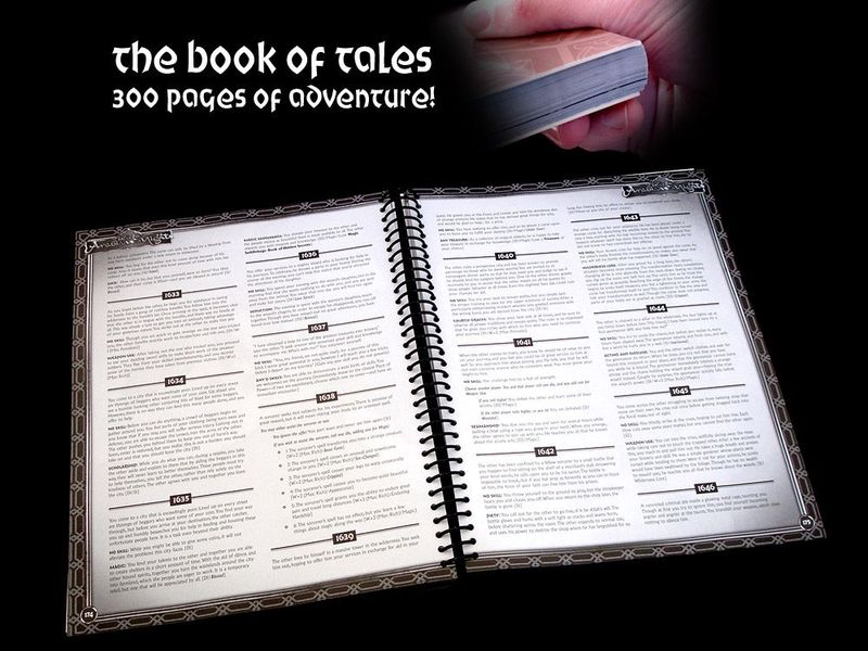The Book of Tales - all 300 pages worth!