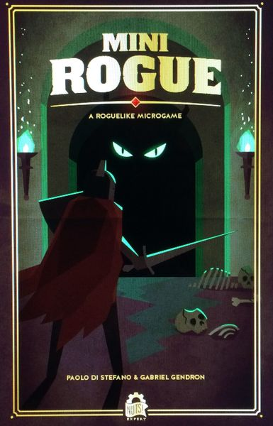 Ojeando - Mini Rogue versión Kickstarter