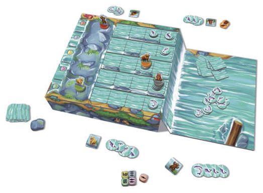 Grizzly, AMIGO, 2019 - ejemplo de juego (imagen proporcionada por el editor)