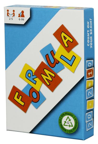 Formula Base Game