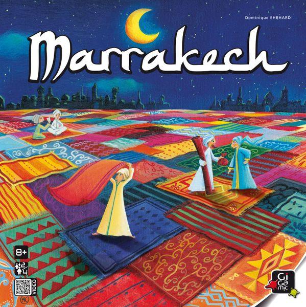 Marrakech Cover