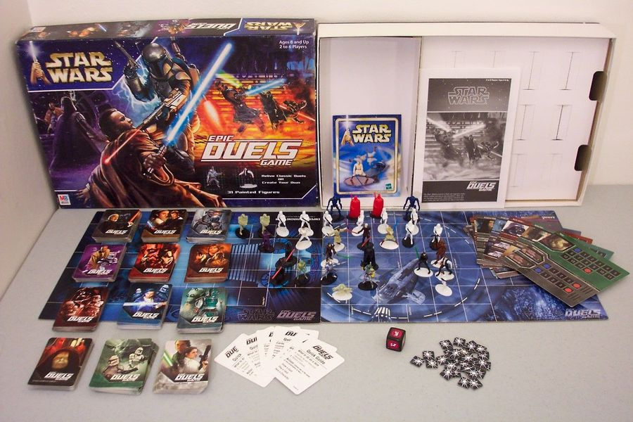 Complete game contents