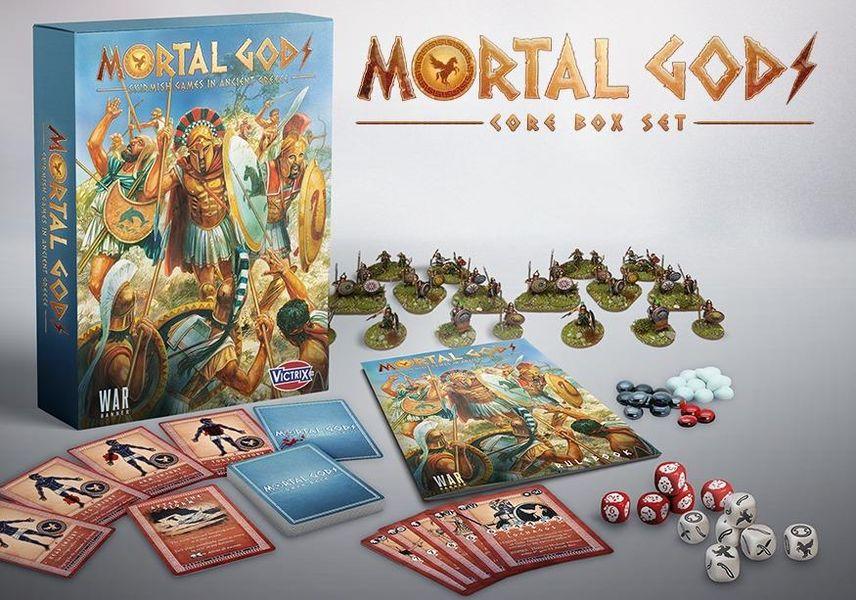 Mortal Gods: Core Box Set -  Victrix