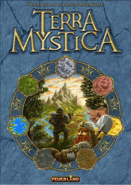 Terra Mystica Cover
