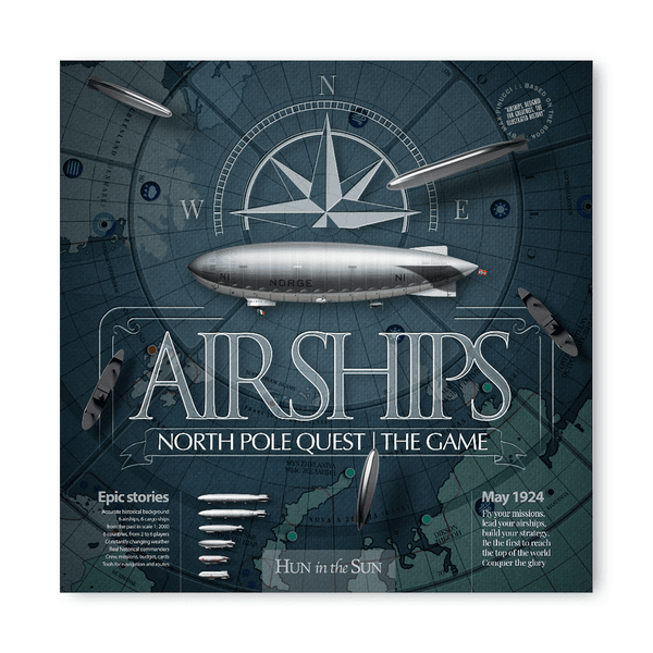 Airships: North Pole Quest 2.0