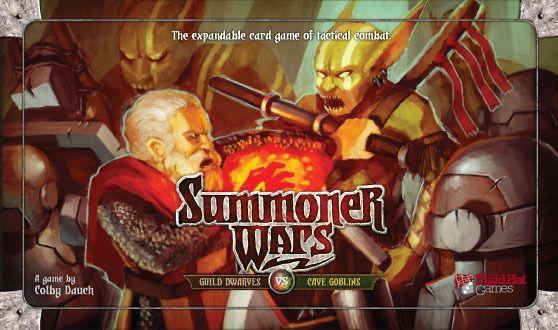 Guild Dwarves VS Cave Goblins Cover