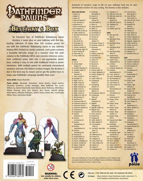 Pathfinder Pawns: Bestiary 6 Box | Image | BoardGameGeek
