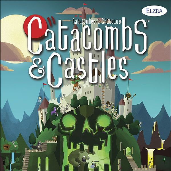 Catacombs & Castles cover artwork (final)