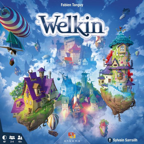 Welkin's cover