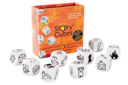 Rory's Story Cubes, Gigamic, 2011