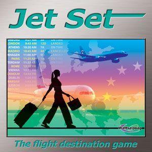 Jet Set Box