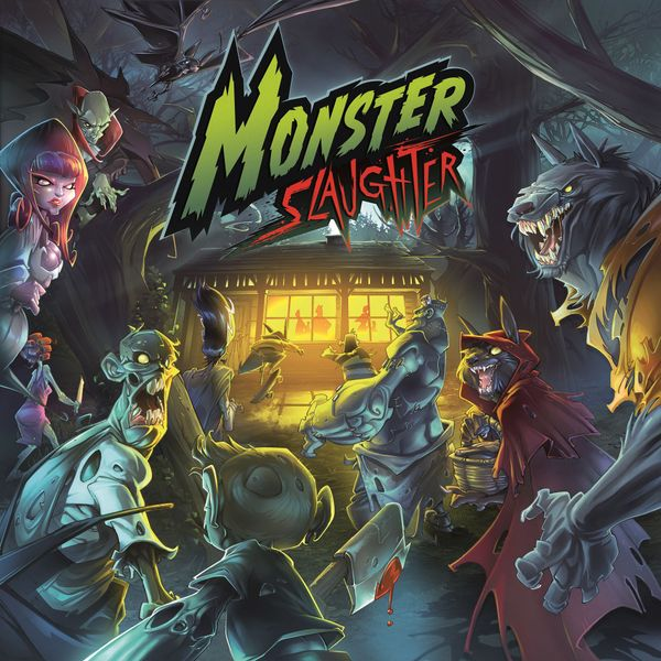 Monster Slaughter, Ankama, 2017 (image provided by the publisher)