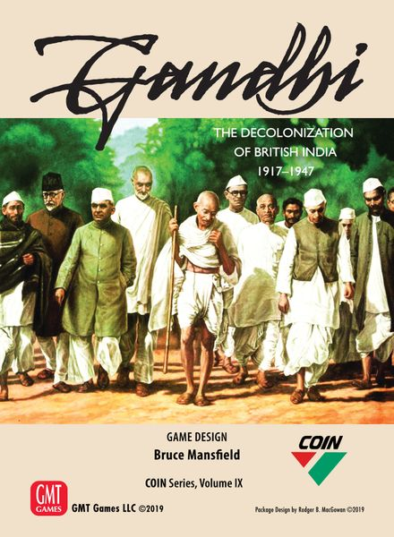 Gandhi: The Decolonization of British India, 1917 – 1947