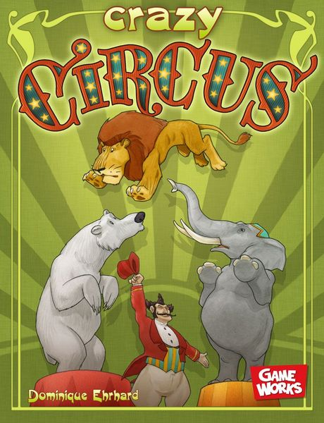 Crazy Circus, GameWorks, 2014 (image provided by the publisher)