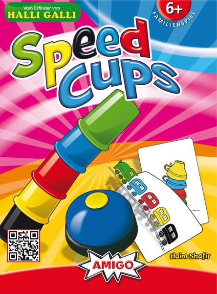 Speed Cups, AMIGO Spiel, 2013 (image provided by the publisher)