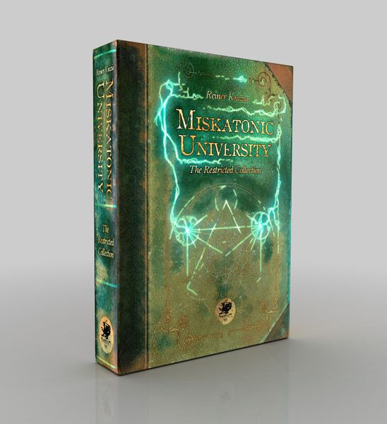 Miskatonic University: The Restricted Collection -  Chaosium