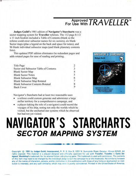 Navigator's Starcharts   Image   BoardGameGeek