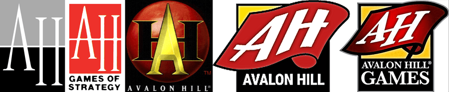 Avalon Hill Logo History