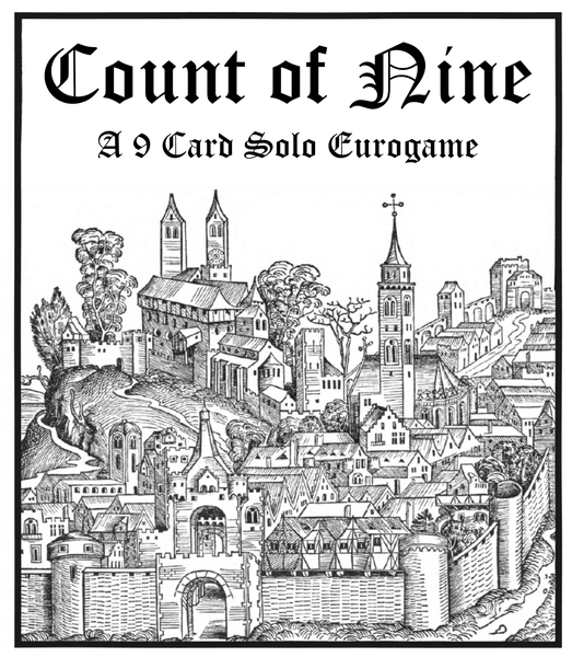 Count of Nine