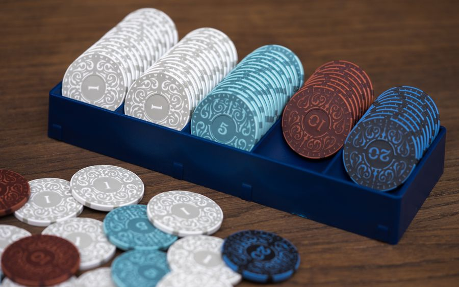 Brass Birmingham, Poker Chips