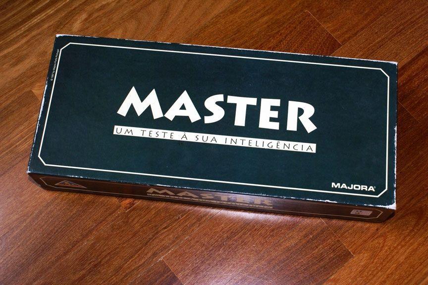Master - Um Teste à sua Inteligência
