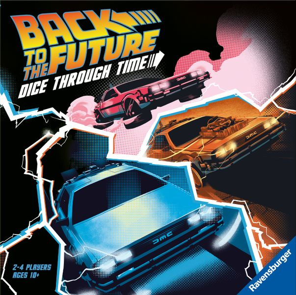 Back to the Future: Dice Through Time Box