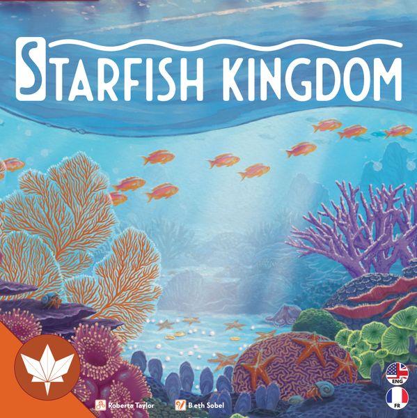 Starfish Kingdom Cover Art