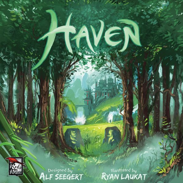 Haven Box Cover
